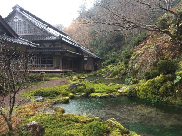 青源寺庭園