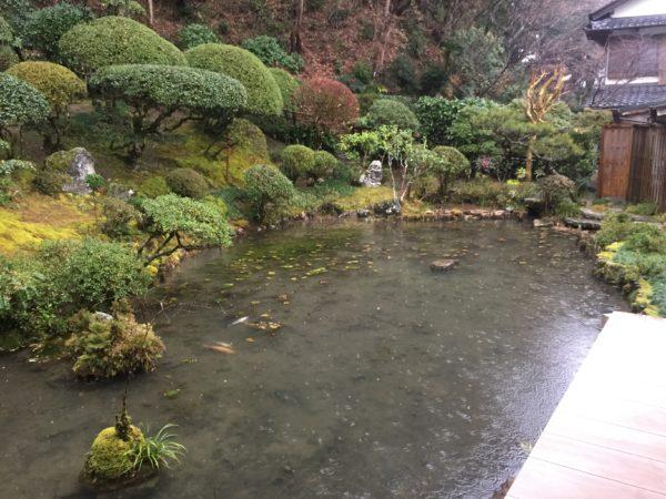 乗台寺庭園