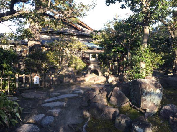 旧西尾氏庭園
