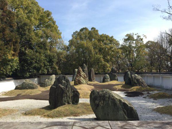 豊國神社庭園 秀石庭 / Hokoku Shrine Garden, Osaka