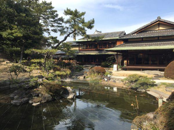 五風荘庭園