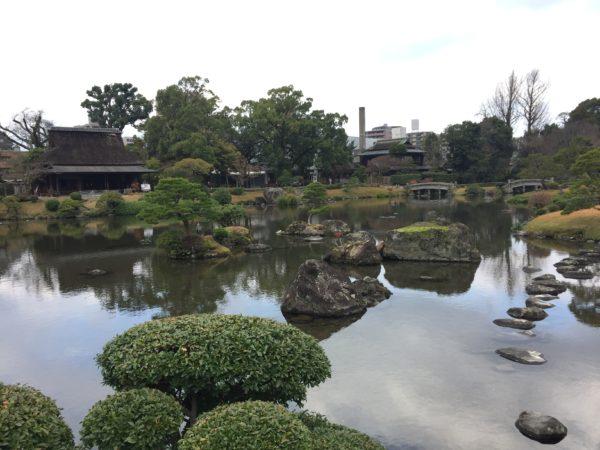 水前寺成趣園 / Suizenji Jojuen Garden, Kumamoto