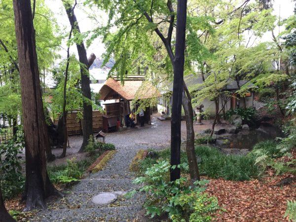 旧川合玉堂別邸庭園(二松庵) / Old Kawai Gyokudo villa Garden, Yokohama, Kanagawa