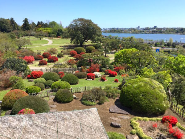 偕楽園(常磐公園) / Kairakuen Garden, Mito, Ibaraki