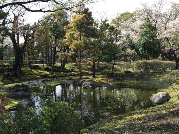 国会前庭 日本庭園