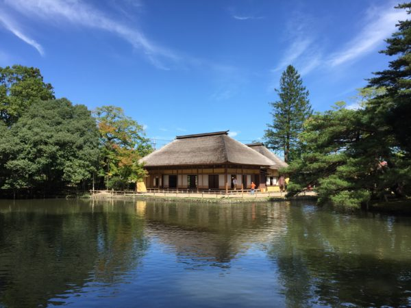 旧有備館庭園 / Yubikan Garden, Iwadeyama, Miyagi
