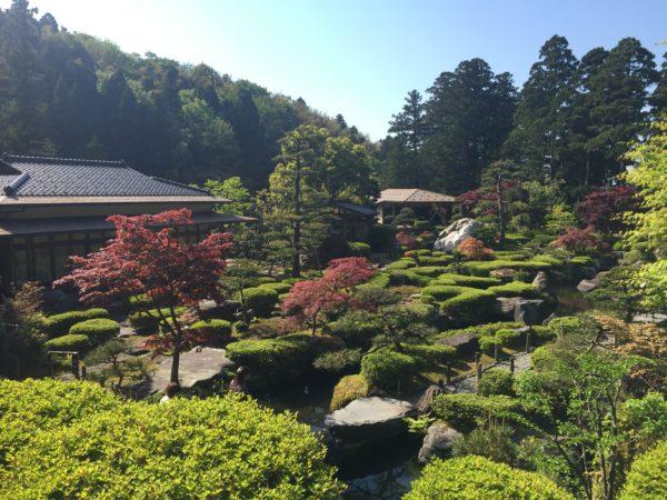 翡翠園 / Hisuien Garden, Itoigawa, Niigata
