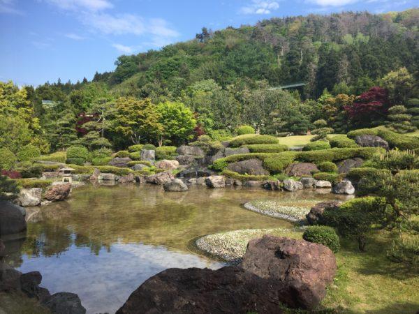 玉翠園 / Gyokusuien Garden, Itoigawa, Niigata