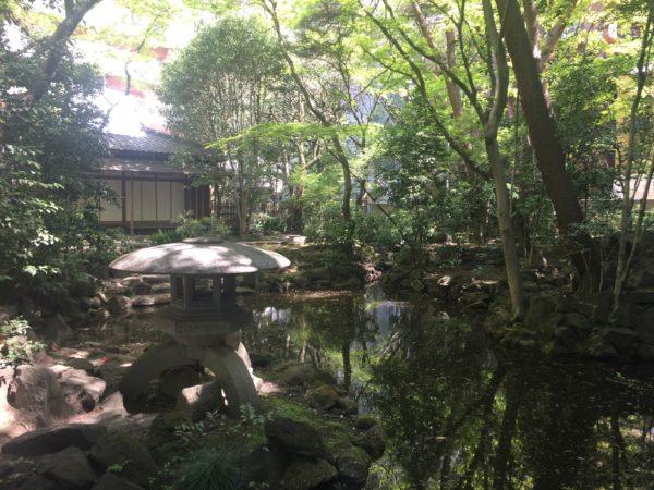 良覚院丁公園(緑水庵庭園)/ Ryokusuian Garden, Sendai, Miyagi