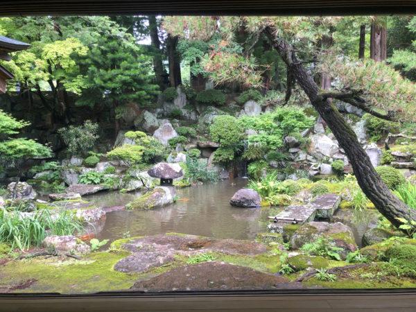 仏法紹隆寺庭園