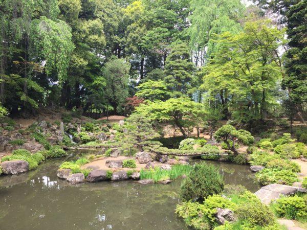 恵林寺庭園 / Erin-ji Temple Garden, Koshu, Yamanashi