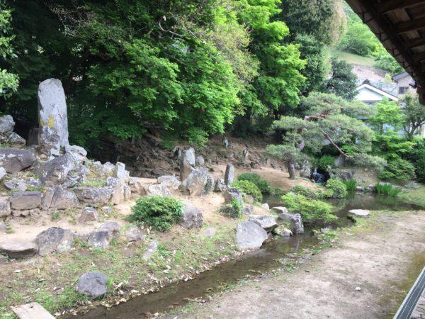 大善寺庭園 / Daizen-ji Temple Garden, Koshu, Yamanashi