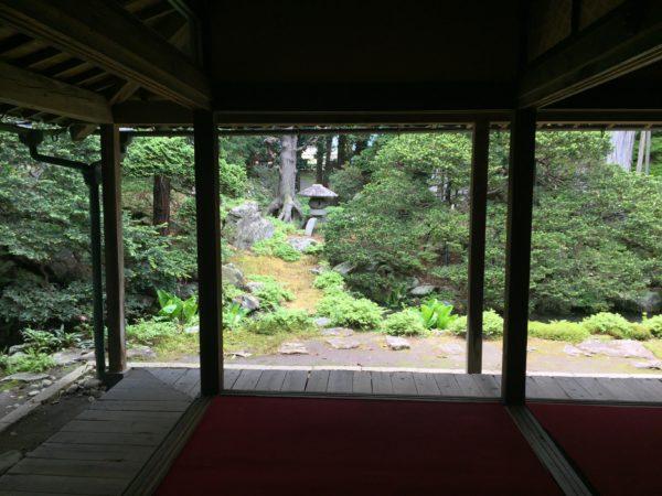 本陣等々力家庭園 / Honjin Todoriki House Garden, Azumino, Nagano
