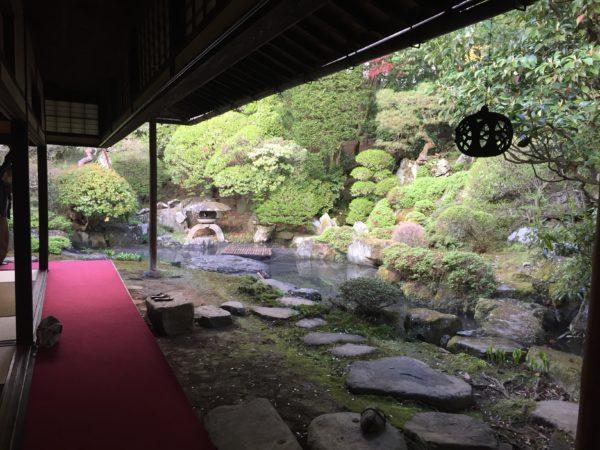 本陣岩波家庭園 / Honjin Iwanami House Garden, Shimosuwa, Nagano