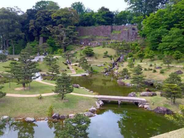 玉泉院丸庭園 / Kanazawa Catsle Gyokuseninmaru Garden, Kanazawa, Ishikawa