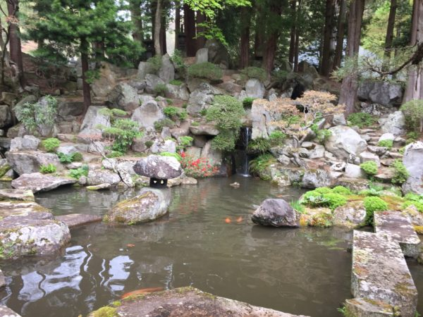 仏法寺庭園 / Buppo-ji Temple Garden, Suwa, Nagano