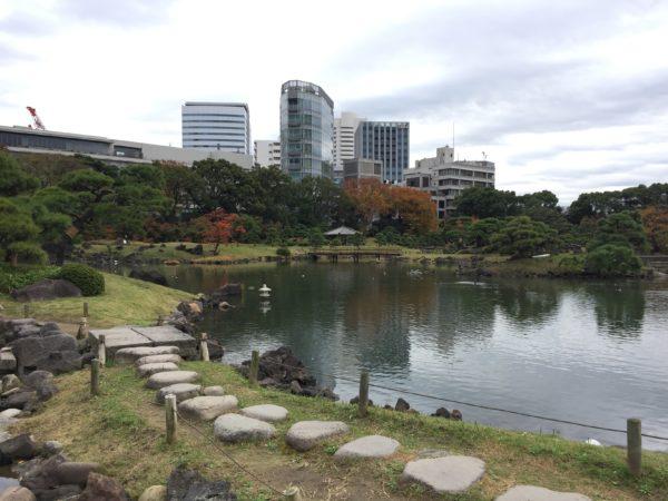 旧芝離宮恩賜庭園 / Kyu-Shiba-rikyu Garden, Tokyo