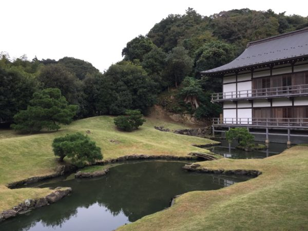 建長寺庭園 / Kencho-ji Temple Garden, Kamakura, Kanagawa