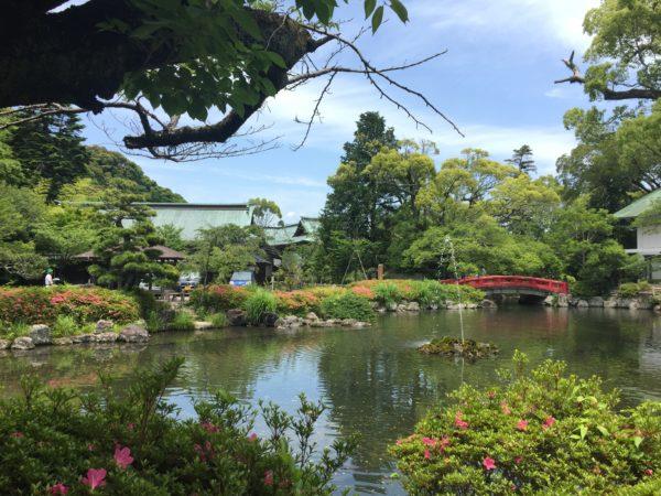 静岡浅間神社 神池 / Shizuoka Sengen Shrine Garden, Shizuoka