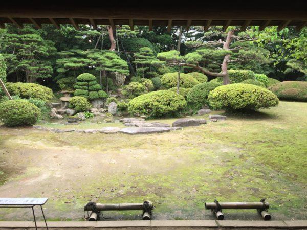 風間家旧別邸 無量光苑釈迦堂 / Muryoko-en Shaka-do Garden, Tsuruoka, Yamagata