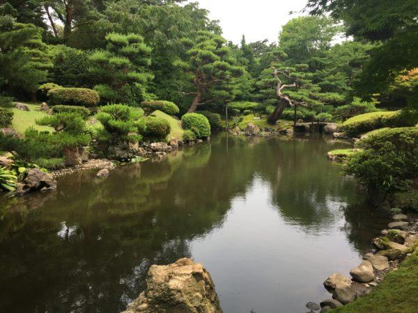 酒井氏庭園 / Sakai-shi Garden, Tsuruoka, Yamagata
