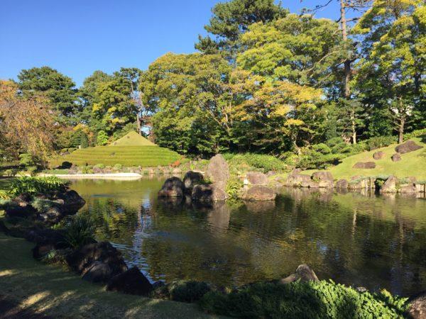 駿府城 紅葉山庭園 / Sunpu Castle Momijiyama Garden, Shizuoka