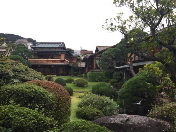 起雲閣庭園 / Kiunkaku Garden, Atami, Shizuoka