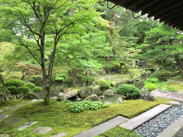 北方文化博物館庭園