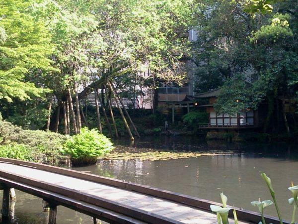 浮月楼庭園 / Fugetsuro Garden, Shizuoka