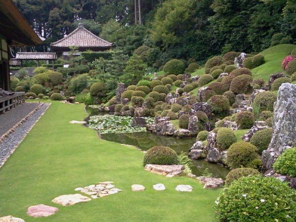 龍潭寺庭園 / Ryotan-ji Temple Garden, Hamamatsu, Shizuoka