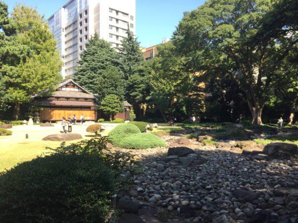 懐徳館庭園 / Kaitokukan Garden, Tokyo