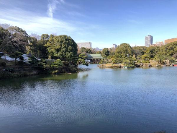清澄庭園 / Kiyosumi Garden, Tokyo