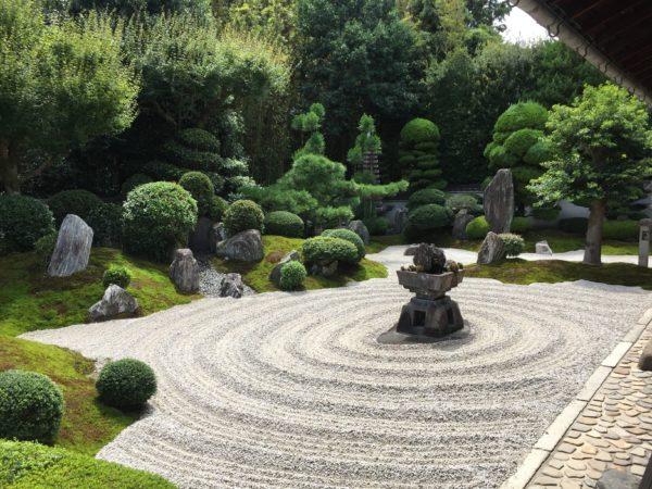 東福寺 霊雲院庭園