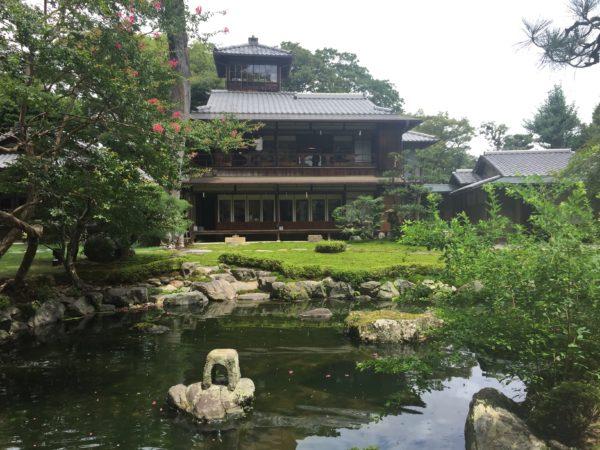 旧三井家下鴨別邸 / Old Mitsui Family Shimogamo Villa Garden, Kyoto