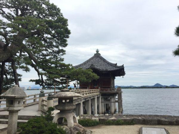 浮御堂(満月寺)/ Ukimido (Mangetsuji Temple), Otsu, Shiga