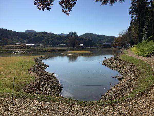 樺崎寺跡浄土庭園 / Kabasaki-dera Temple Ruins Garden, Ashikaga, Tochigi