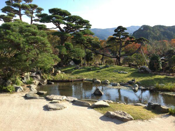 旧小幡藩武家屋敷 松浦氏屋敷庭園 / Matsuura Samurai Residence's Garden, Kanra, Gunma