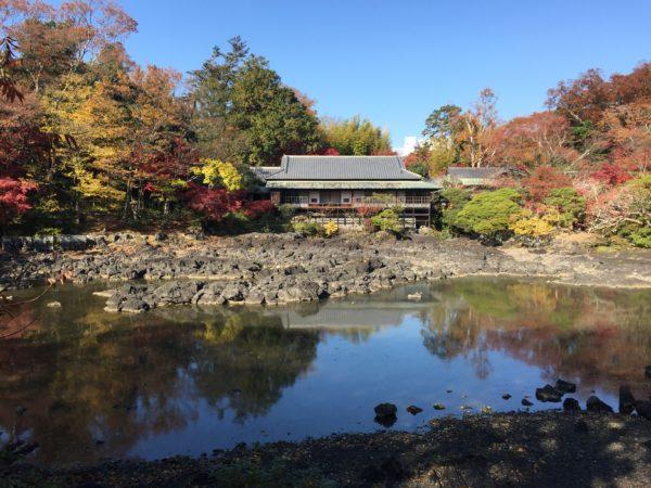 楽寿園 / Rakujuen Garden, Mishima, Shizuoka