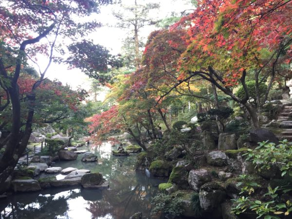 徳明園 / Tokumeien Garden, Takasaki, Gunma