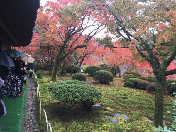 九年庵(旧伊丹家別邸)庭園