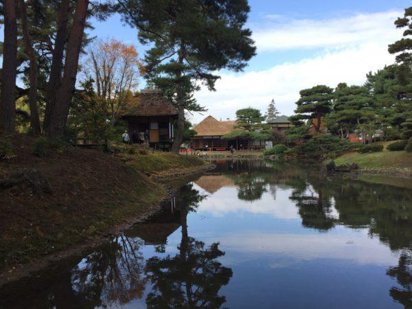 御薬園(会津松平氏庭園) / Oyakuen Garden, Aizuwakamatsu, Fukushima