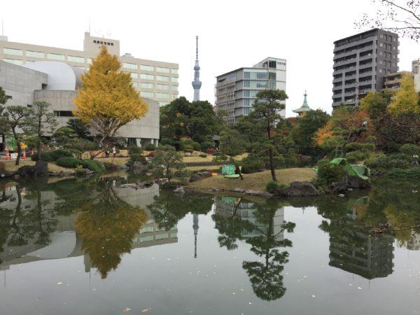 旧安田庭園 / Kyu-Yasuda Garden, Tokyo