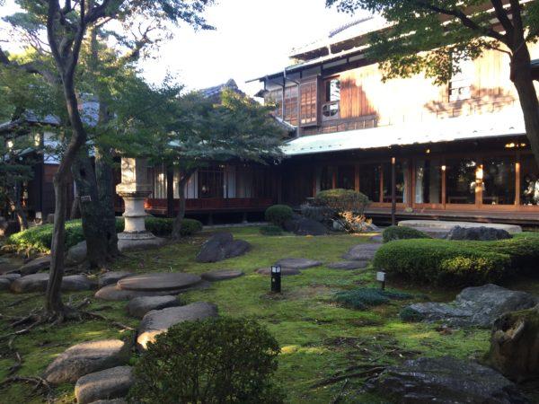 旧朝倉家住宅庭園