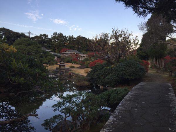 三養荘庭園 / Sanyo-so Garden, Izunokuni, Shizuoka