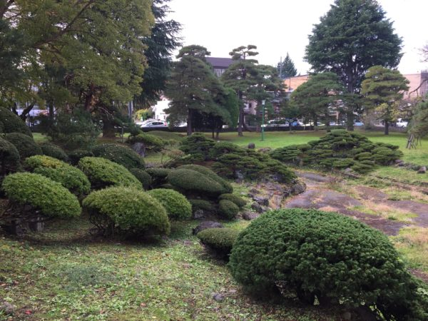 白露庭 / Hakurotei Garden, Aizuwakamatsu, Fukushima