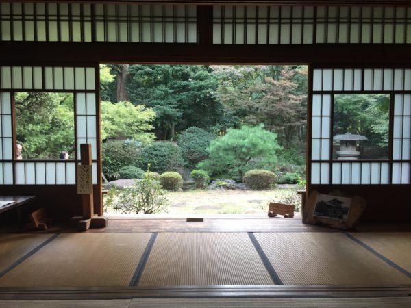 旧前田家本邸庭園 / Kyu-Maeda House Garden, Meguro-ku, Tokyo