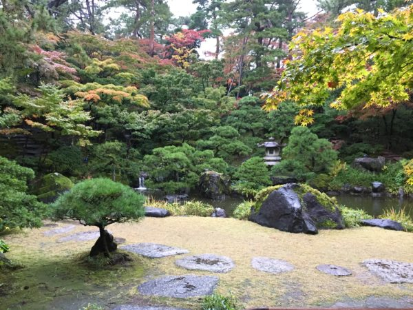 旧齋藤家別邸庭園 / Kyu-Saito Residence Garden, Niigata