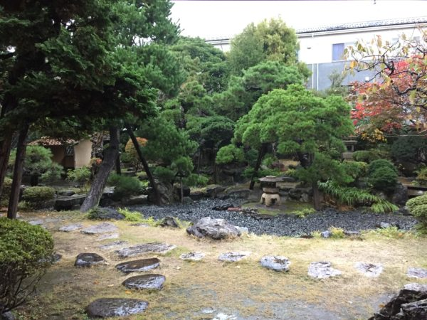 北方文化博物館 新潟分館庭園