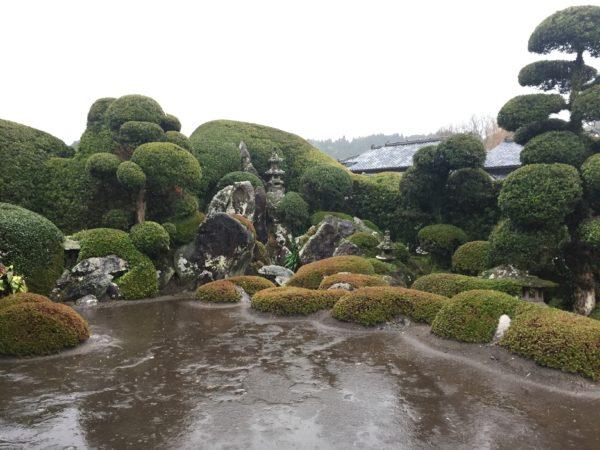 知覧麓庭園 西郷恵一郎氏庭園 / Chiran-Fumoto Saigo Keichiro's Garden, Minamikyushu, Kagoshima