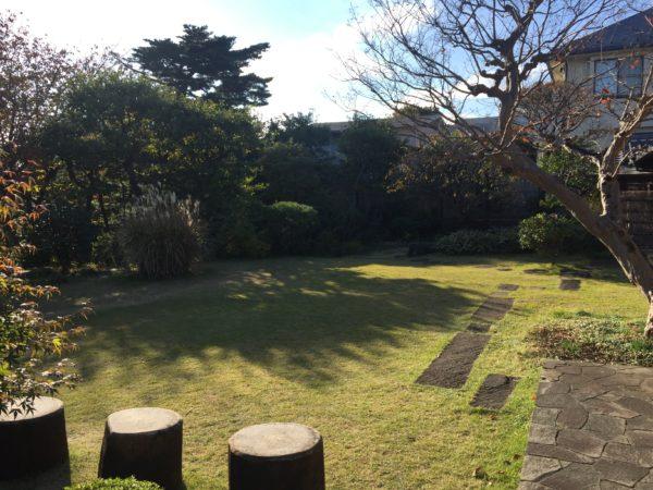 角川庭園(幻戯山房)